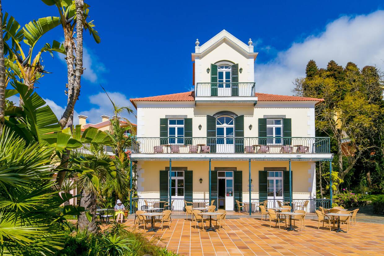 Facade - Club Eureka Quinta do Estreito 4*Sup Funchal Madère