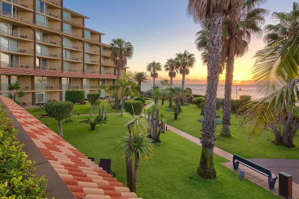Facade - Hôtel Four Views Oasis 4* Funchal Madère