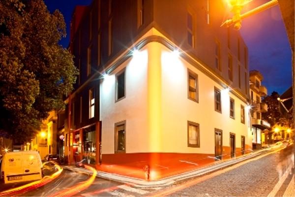 Facade - Hôtel Funchal Design 4* Funchal Madère