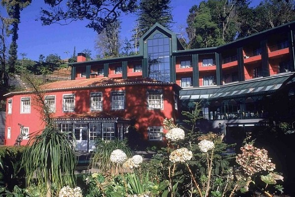 Facade - Hôtel Hôtel Quinta Do Monte 5* Funchal Madère