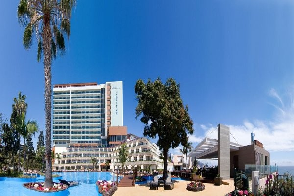 Facade - Hôtel Pestana Carlton Madeira 5* Funchal Madère
