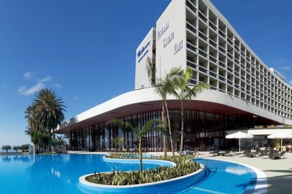Facade - Pestana Casino Park 5* Funchal Madère