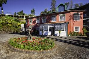 Madère-Funchal, Hôtel Quinta Do Monte