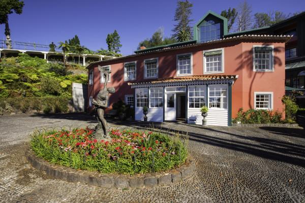 Facade - Hôtel Quinta Do Monte 4* Funchal Madère