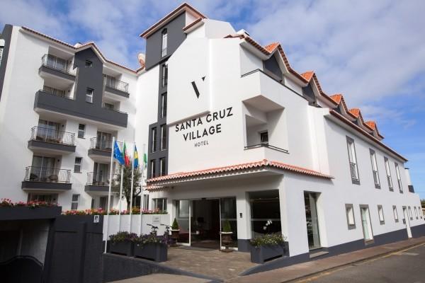 Façade - Santa Cruz Village Hotel