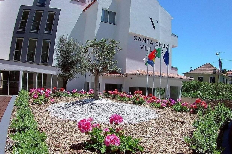 Facade - Santa Cruz Village Hotel 4* Funchal Madère