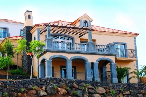 Facade - Hôtel Top Clubs Quinta Do Lorde Resort 5* Funchal Madère