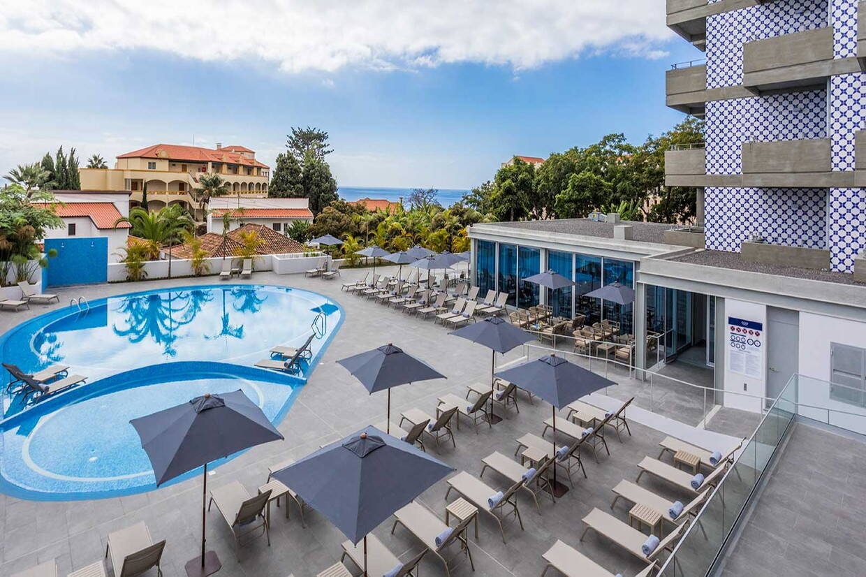 Piscine - Allegro Madeira - Adult Only 4* Funchal Madère
