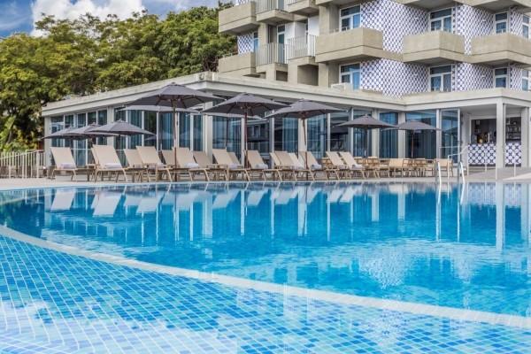 Piscine - Hôtel Allegro Madeira 4* Funchal Madère