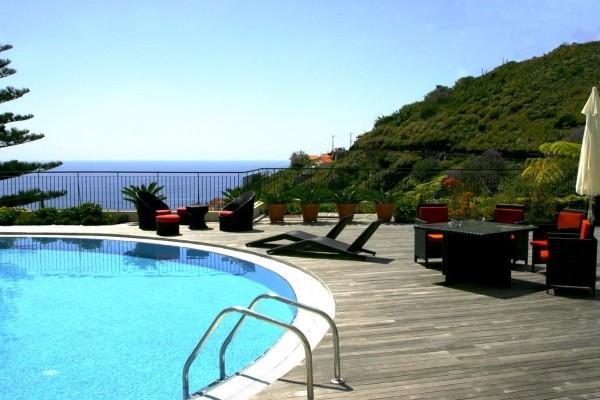 Piscine - Hôtel Do Campo 4* Funchal Madère