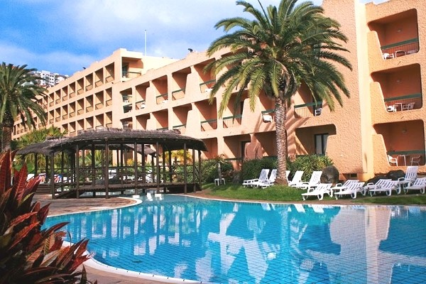 Piscine - Hôtel Dom Pedro Garajau 3* Funchal Madère