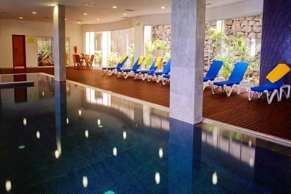 Piscine - Hôtel Enotel Baia do Sol 4* Funchal Madère