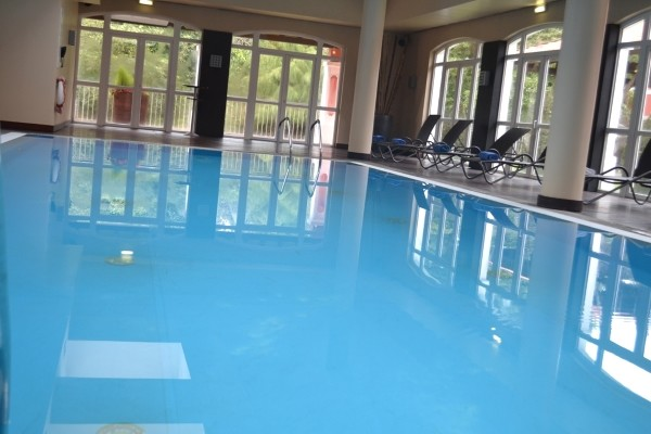 Piscine - Enotel Golf