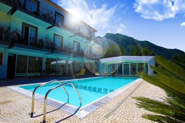 Piscine - Hôtel Estalagem do Vale 4* Funchal Madère
