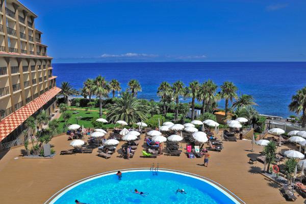 Piscine - Hôtel Four Views Oasis 4* Funchal Madère