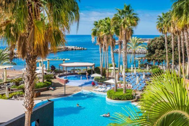 Fram Madère : hotel Club Framissima Calheta Beach - Funchal