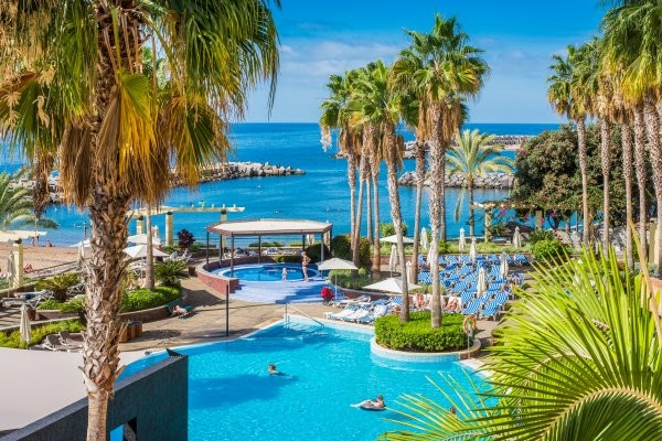 Piscine - Club Framissima Calheta Beach 4* Funchal Madère