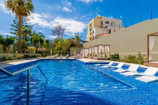 Piscine - Girassol - Suite Hotel 4* Funchal Madère