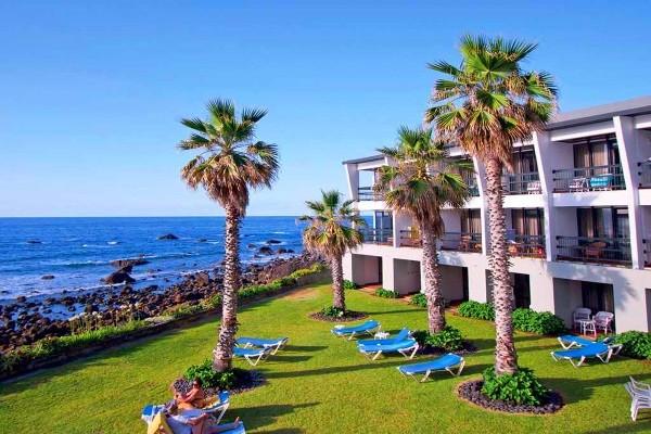 Piscine - Hôtel Hotel Estalagem Do Mar 3* Funchal Madère