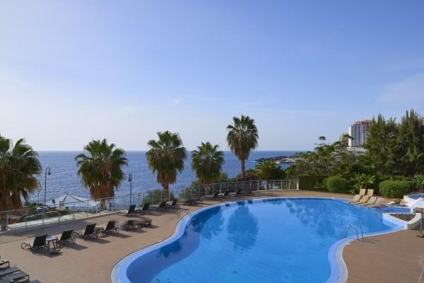Piscine - Melia Madeira Mare Resort & Spa 5* Funchal Madère