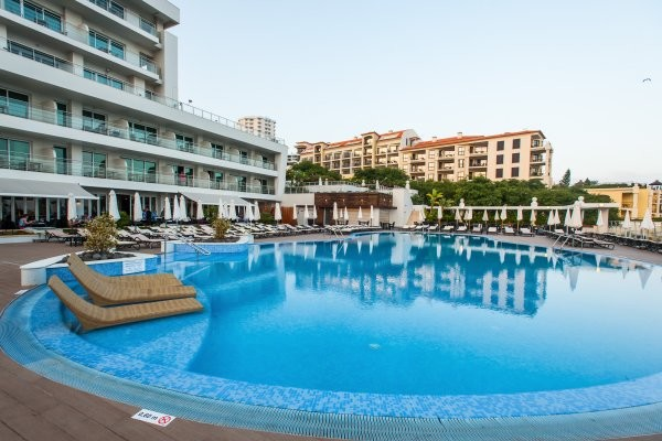 Piscine - Hôtel Meliá Madeira Mare Resort & Spa 5* Funchal Madère