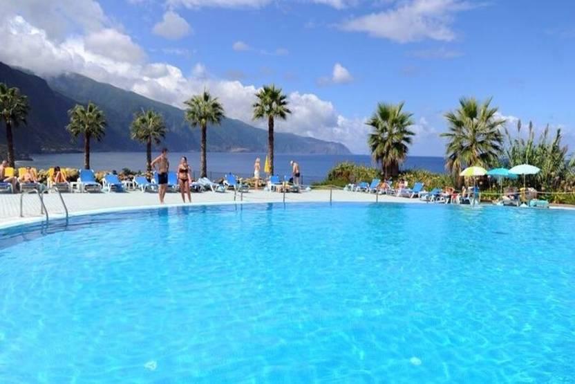 Piscine - Hôtel Monte Mar Palace 4* Funchal Madère
