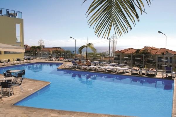 Piscine - Hôtel Muthu Raga Madeira 4* Funchal Madère