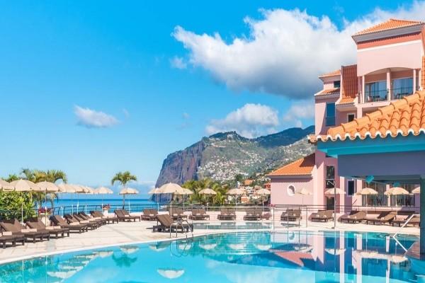 Piscine - Hôtel ÔClub Premium Pestana Royal 5* Funchal Madère