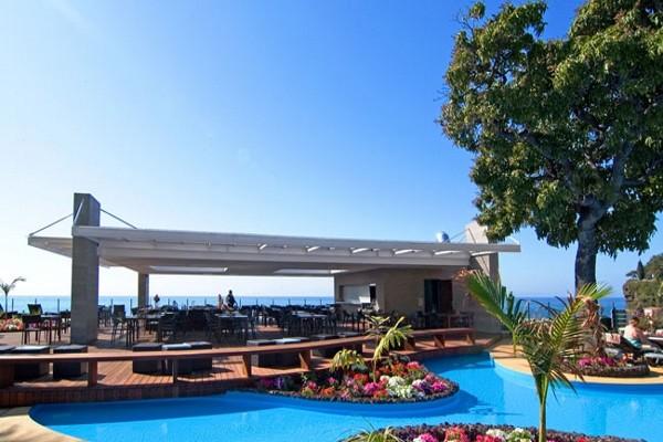 Piscine - Hôtel Pestana Carlton Madeira 5* Funchal Madère