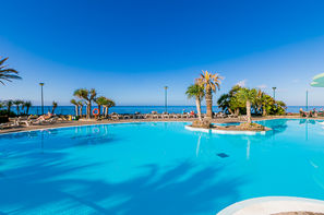 Madère-Funchal, Hôtel Pestana Ocean Bay