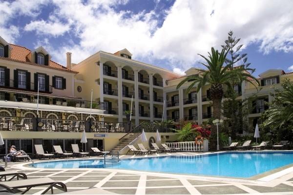 piscine de l'hôtel - Quinta Bela Sao Tiago