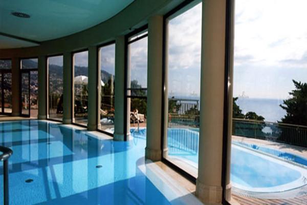 Piscine - Hôtel Quinta das Vistas 5* Funchal Madère