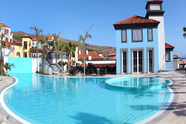 Piscine - Quinta Do Lorde Resort 5* Funchal Madère