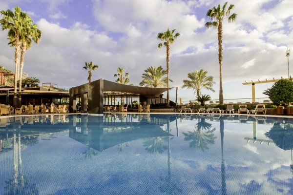 Piscine - Hôtel Savoy Calheta Beach 4* Funchal Madère