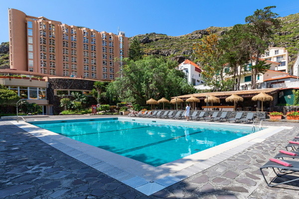 Piscine - Club Top Clubs Dom Pedro Madeira 4* Funchal Madère
