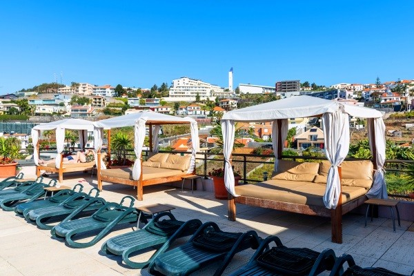 Piscine - Hôtel TUI Sensimar Savoy Gardens 4* Funchal Madère