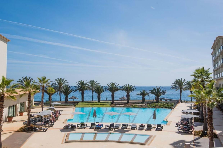 Piscine - Hôtel Vila Gale Santa Cruz 4* Funchal Madère
