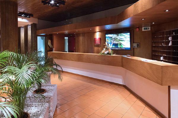 Reception - Club Coralia Dom Pedro Madeira 4* Funchal Madère