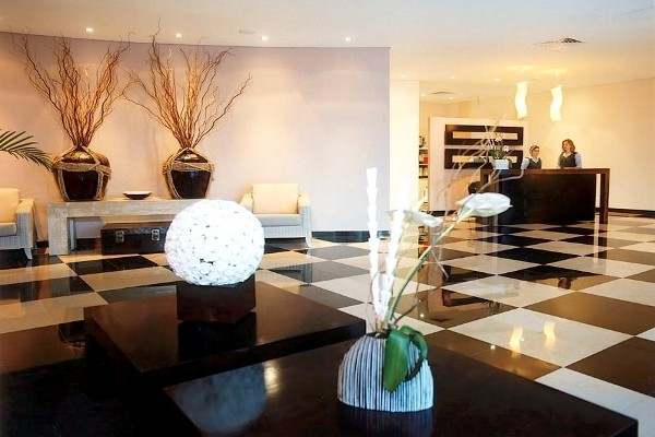 Reception - Hôtel Enotel Baia do Sol 4* Funchal Madère