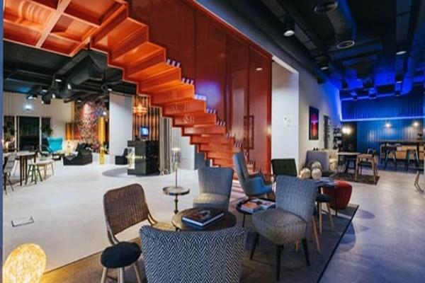 Reception - Hôtel Pestana CR7 4* Funchal Madère