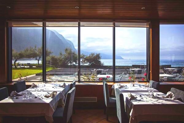 Restaurant - Hôtel Hotel Estalagem Do Mar 3* Funchal Madère