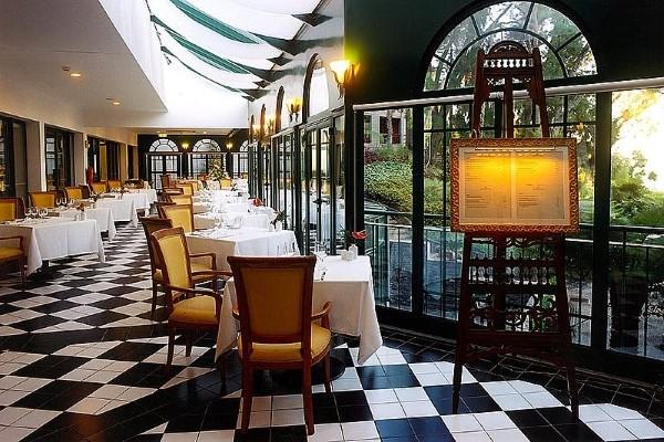 Restaurant - Hôtel Hôtel Quinta Do Monte 5* Funchal Madère