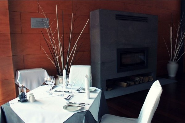 Restaurant - Hôtel Quinta Da Serra 5* Funchal Madère
