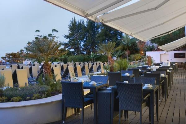 Terrasse - Melia Madeira Mare Resort & Spa 5* Funchal Madère
