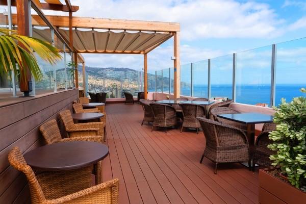Terrasse - Hôtel TUI Sensimar Savoy Gardens 4* Funchal Madère