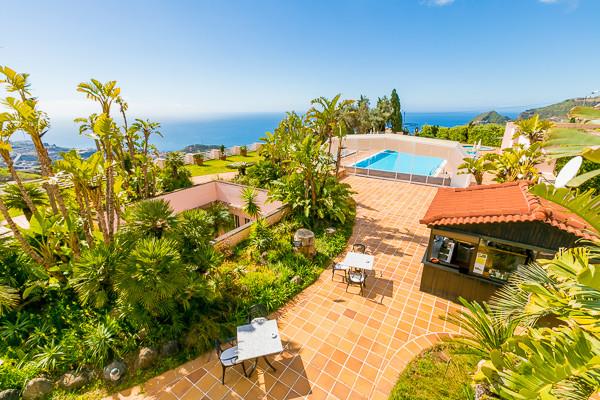Vue panoramique - Club Eureka Quinta do Estreito