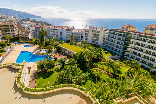 Fram Madère : hotel Hôtel Jardins D'Ajuda - Funchal