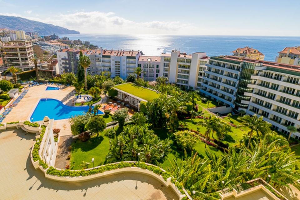 Hôtel Hôtel Jardins d'Ajuda Funchal Madere