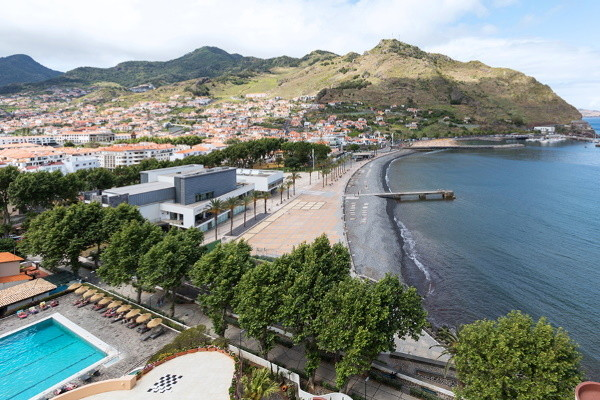 Vue panoramique - Club Top Clubs Dom Pedro Madeira 4* Funchal Madère