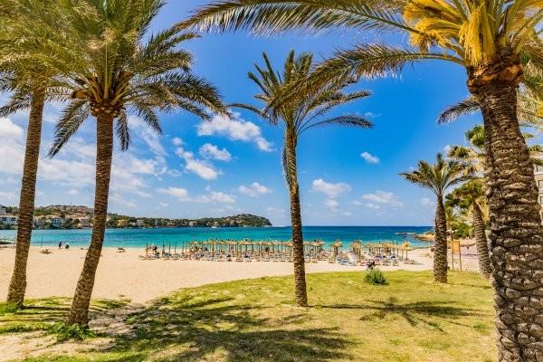 Plage - Hôtel Globales Playa Santa Ponsa (sans transport) 3* Santa Ponsa Majorque